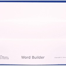 Printable Reading Activity for Kids: Word Builder Time!