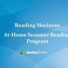 At-Home Summer Reading Program