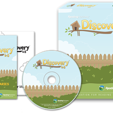 NEW! Reading Horizons Discovery - ages 4-9