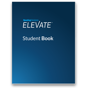 Picture of Reading Horizons Elevate Student Workbook